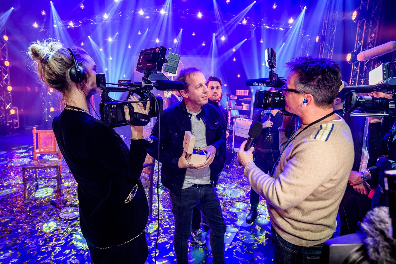 Edwin Evers wint RadioRing bij Gooiland