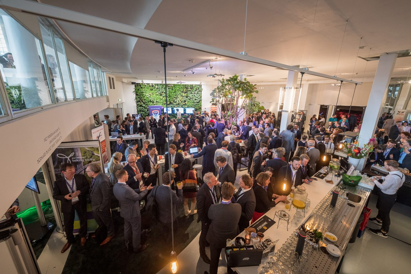 Bijzondere congreslocatie in Midden Nederland in de Green Center