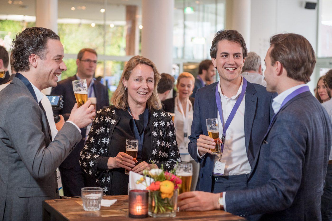 Borrel bij congres Gooiland Evenementenlocatie Hilversum