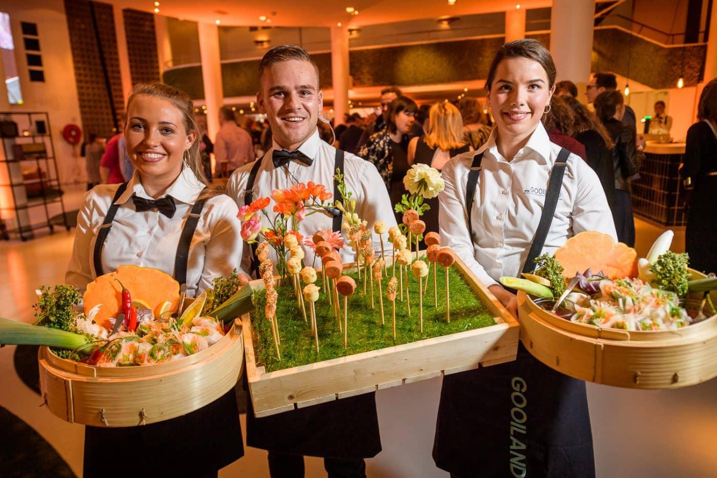 Catering RadioRing uitserveren Gooiland