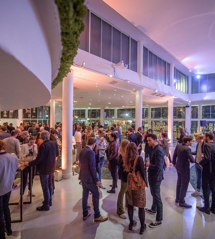 Green Lounge 's avonds bij Gooiland Events