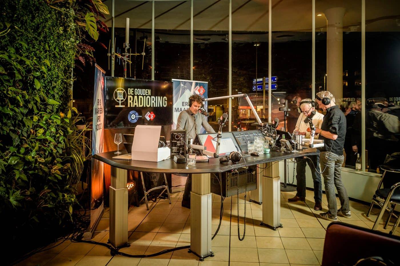 RadioRIng Studio in The Copper Bar Gooiland