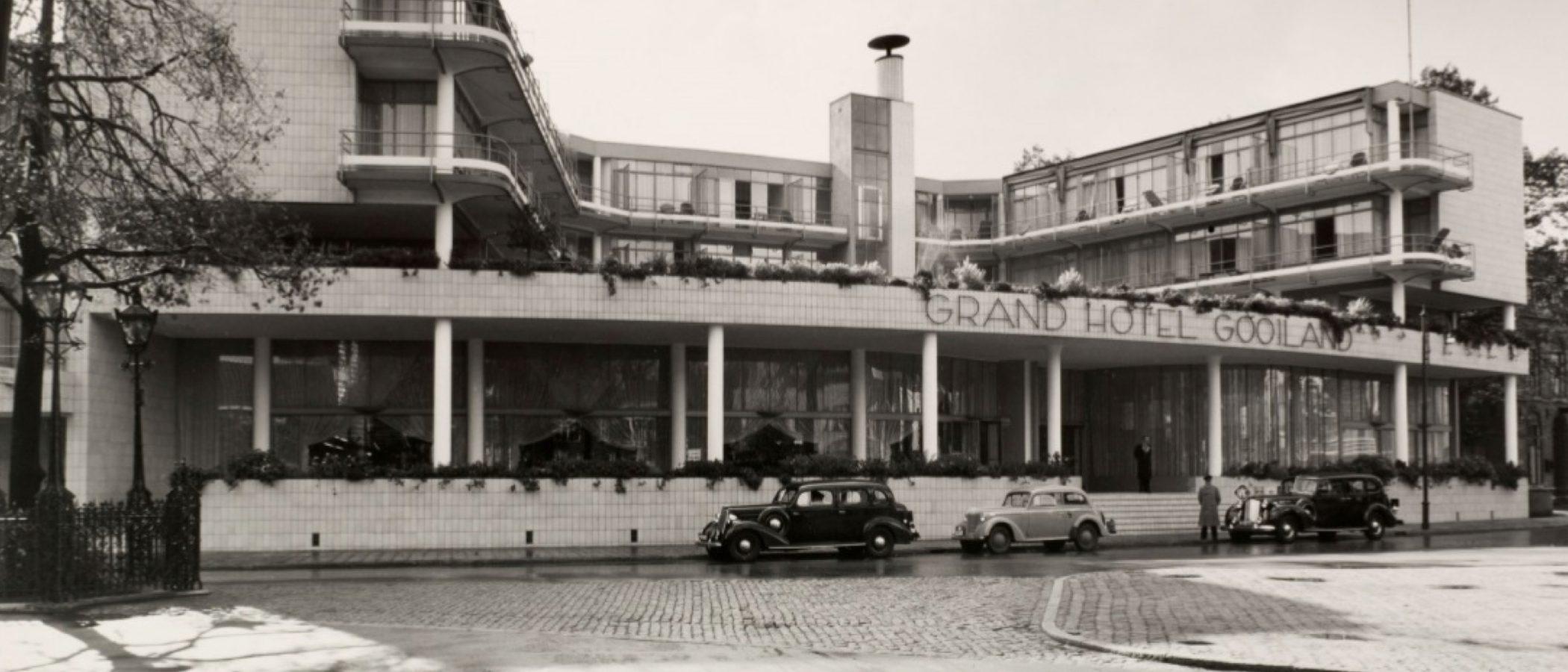1936 Geschiedenis Gooiland Evenementenlocatie Hilversum