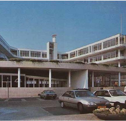 foto Gooiland Evenementenlocatie Hilversum in 1990