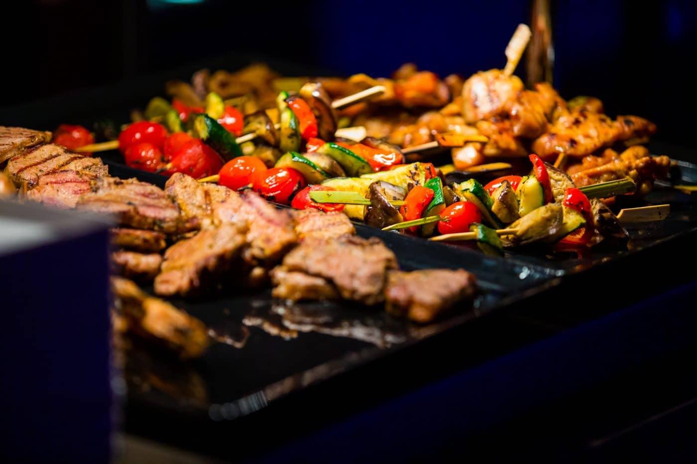Catering bij Lidl bedrijfsfeest