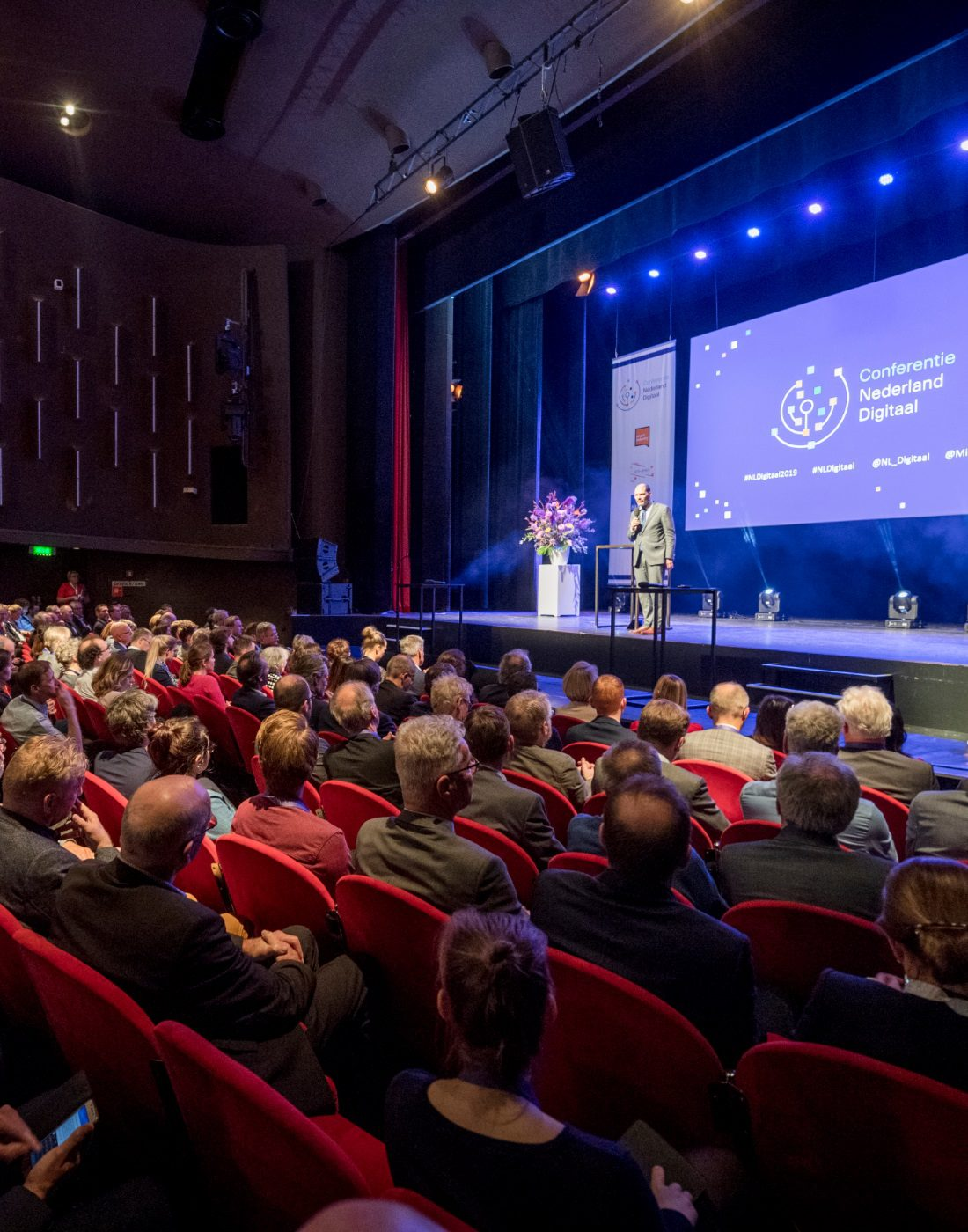 Congres in Gooiland Theater evenementenlocatie
