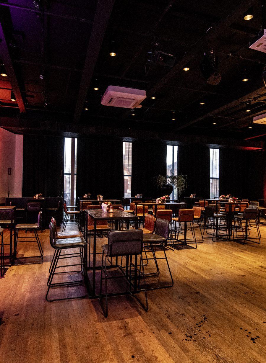 Streetfood diner in Cineac Gooiland evenementenlocatie Hilversum