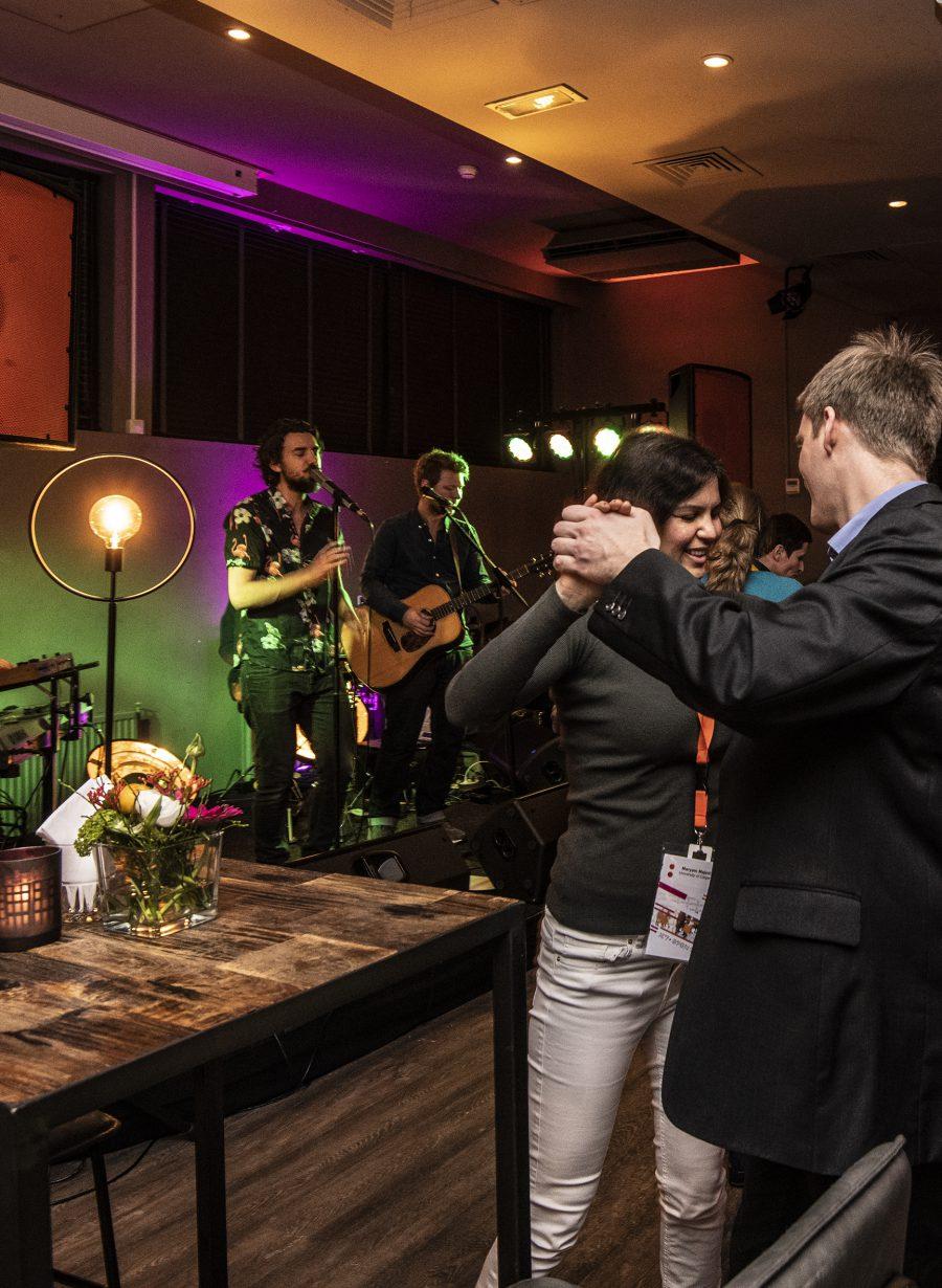 Showroom Gooiland dansen optreden Hilversum evenementenlocatie