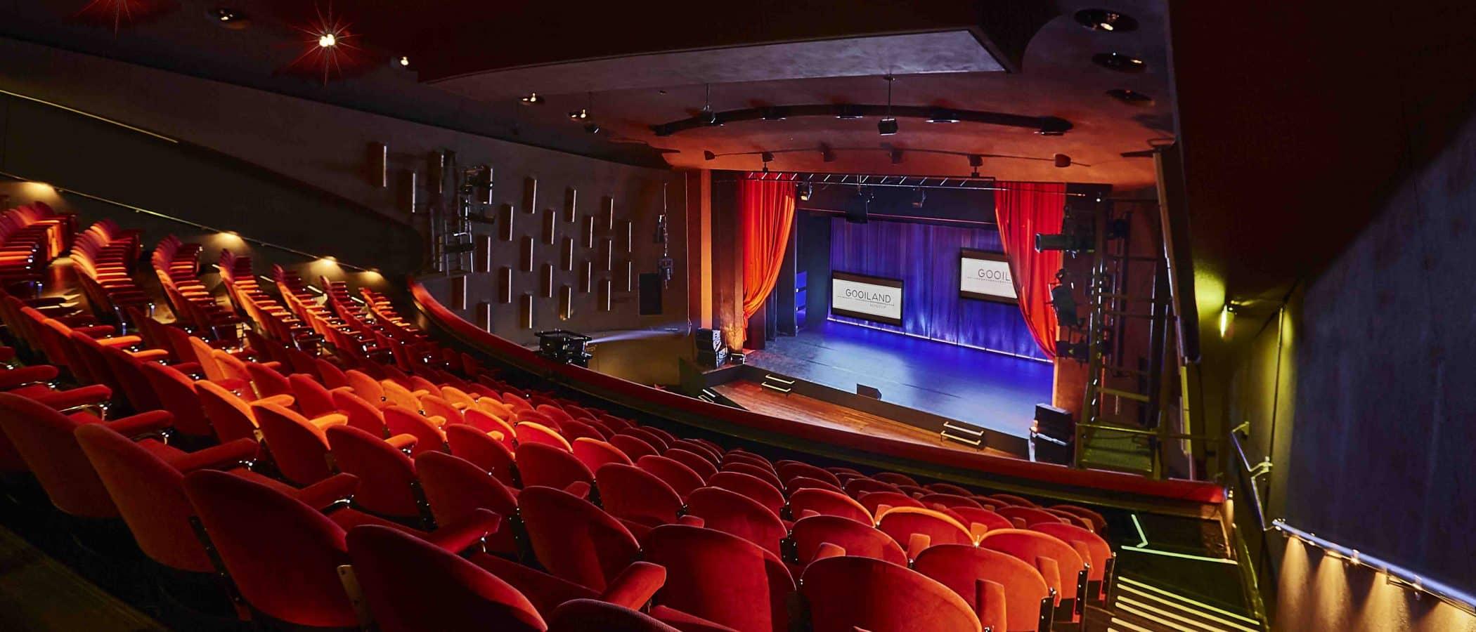 Theater authentiek Gooiland Evenementenlocatie Hilversum