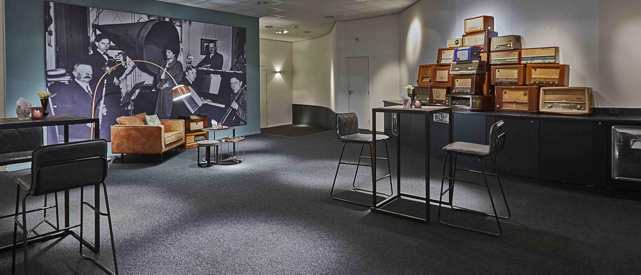 Hans Idzerda Room Gooiland evenementenlocatie Hilversum