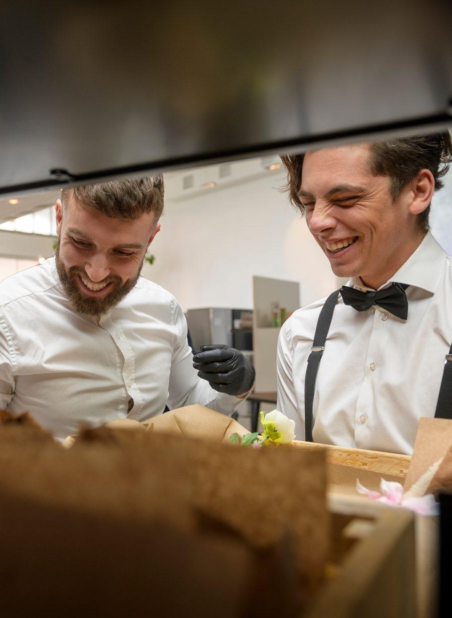 Catering personeel Gooiland Evenementenlocatie Hilversum