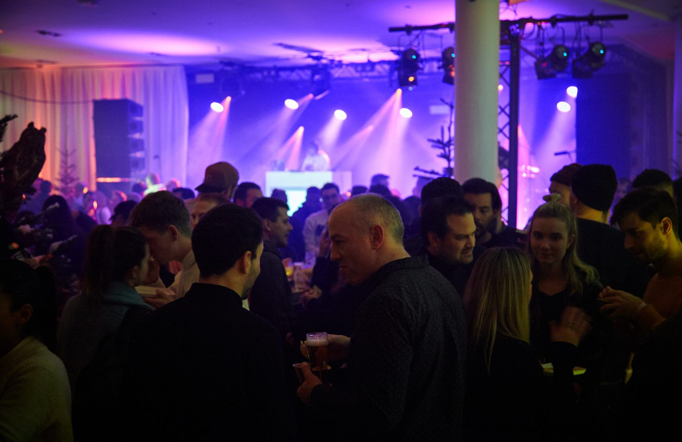 Bedrijfsfeest in Green Lounge Gooiland