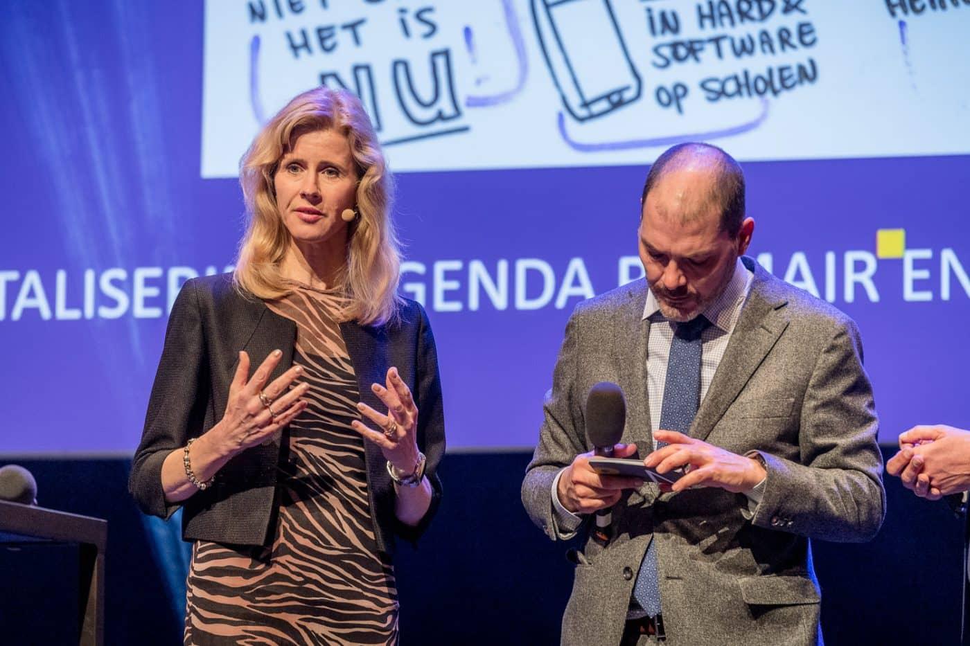 staatssecretaris Mona Keijzer Gooiland Evenementenlocatie Hilversum