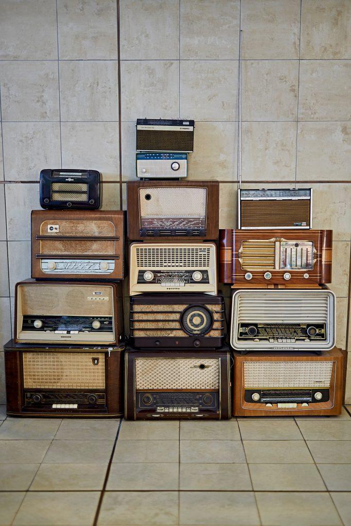 Radio zone bij Gooiland Events