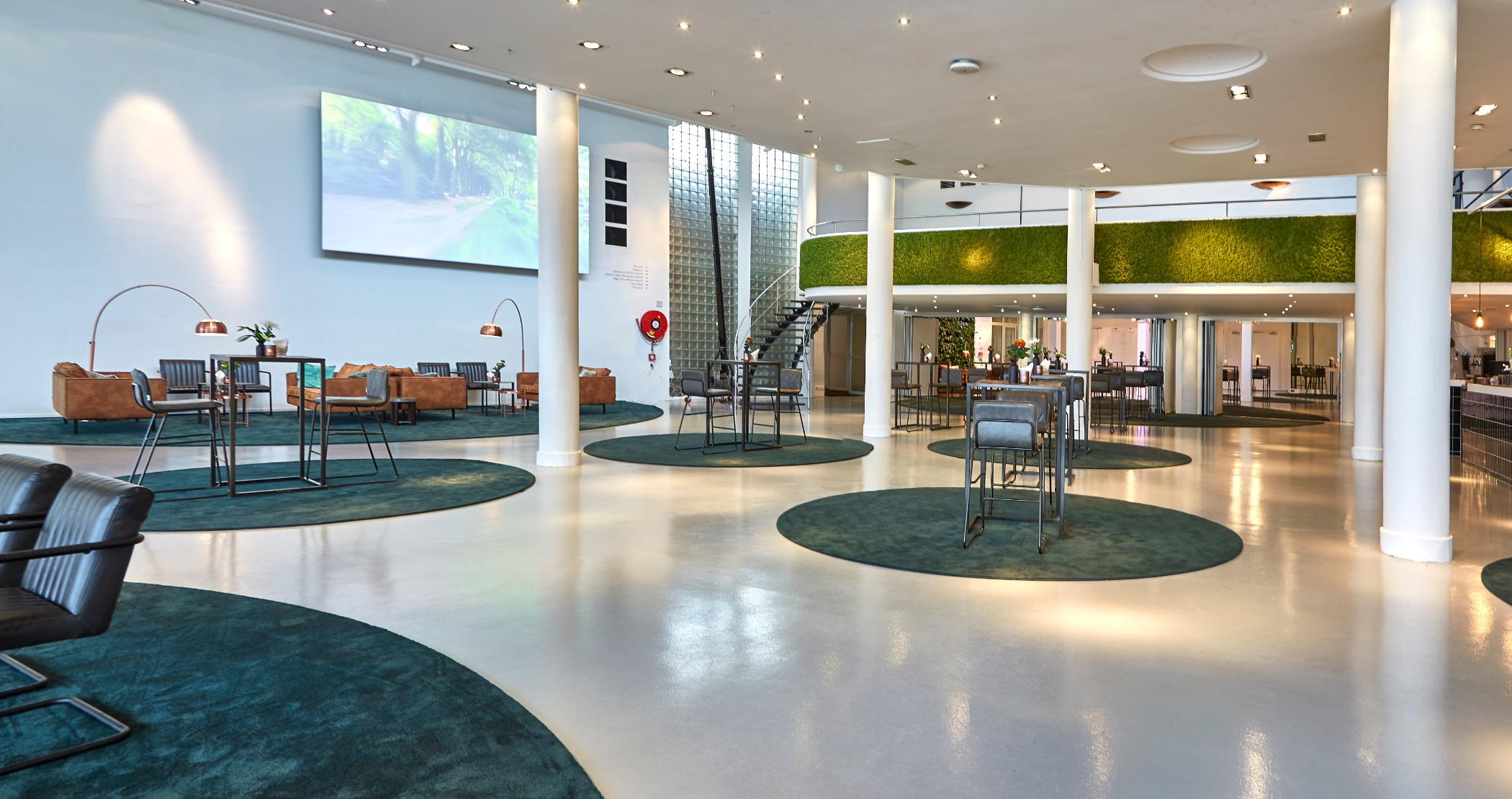 Green Lounge evenementenlocatie Gooiland