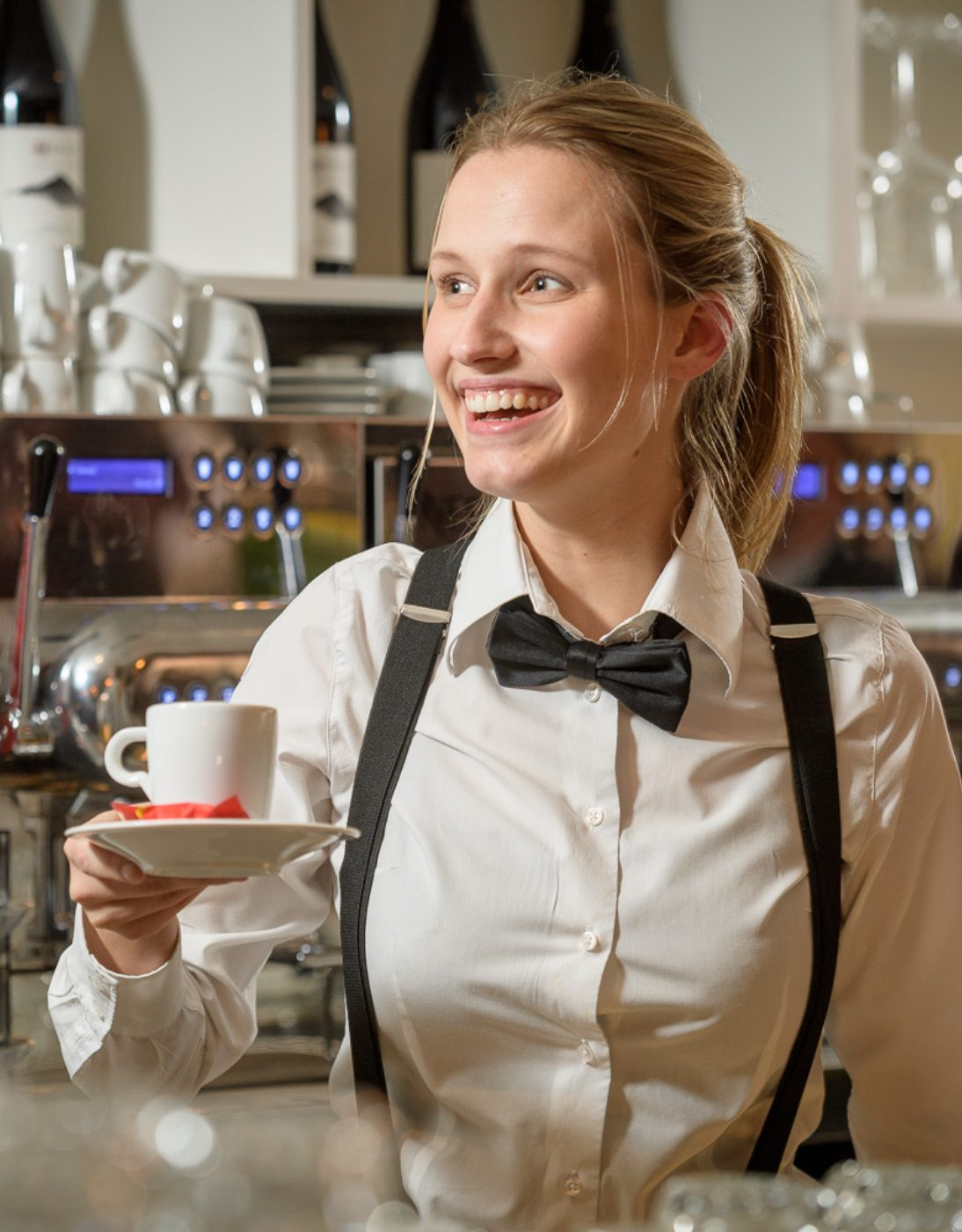 personeel catering koffie Tony Chocolonely Gooiland Hilversum