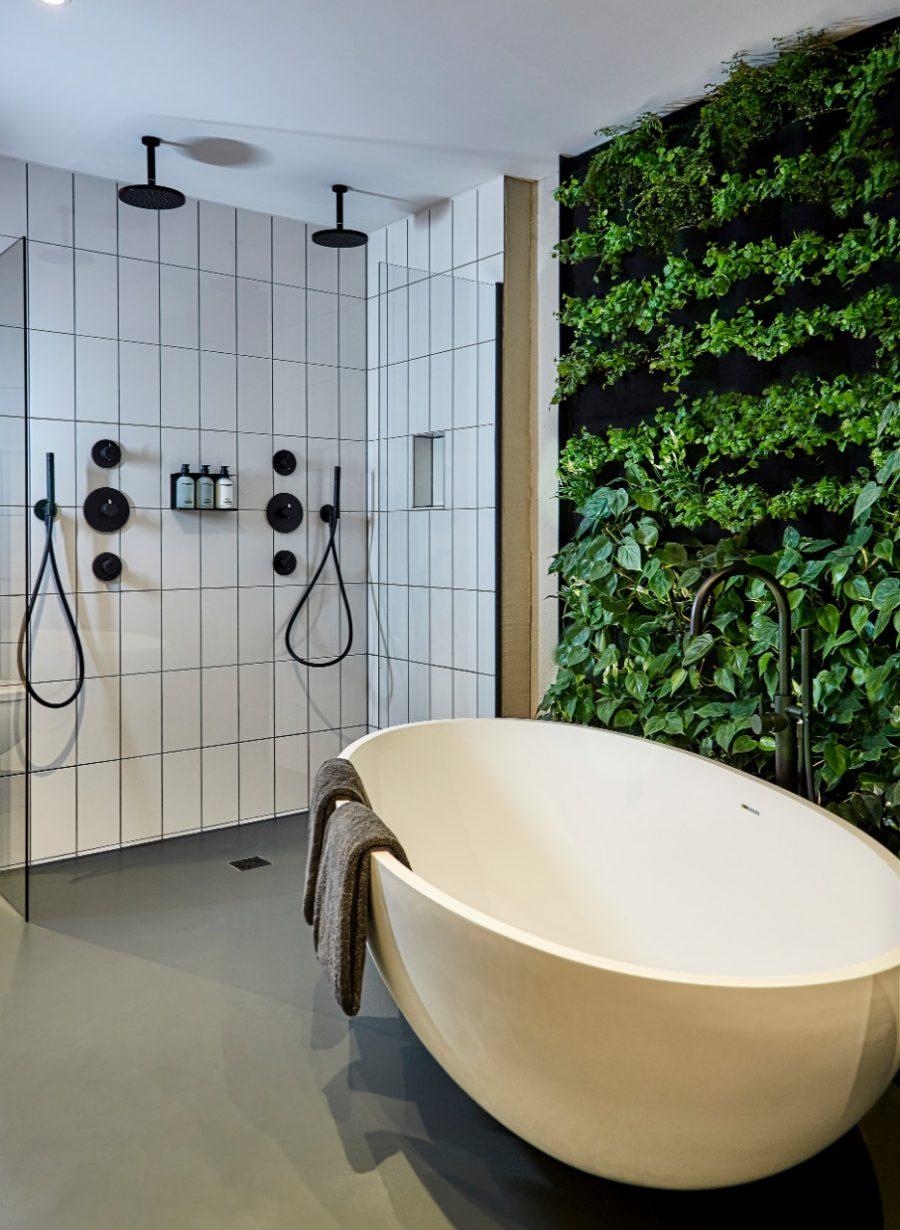 Suite badkamer Gooiland hotel Hilversum