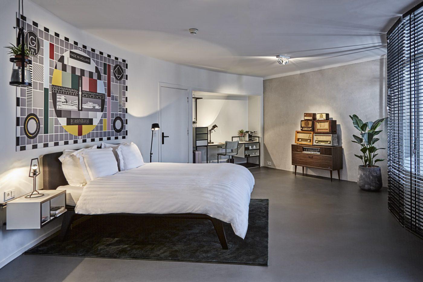 Hotelkamer Gooiland