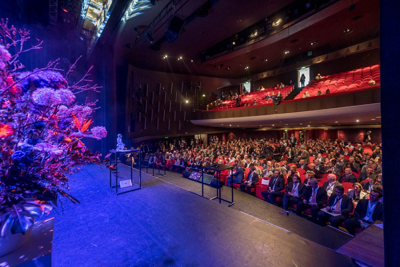 Locatie voor Seminars in het theater van Gooiland