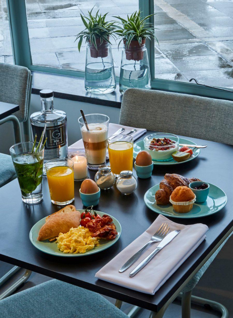 Ontbijt Gooiland Hotel Hilversum