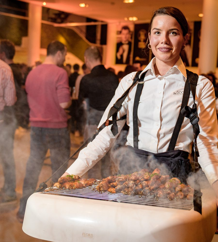 Catering bij Gooiland Events