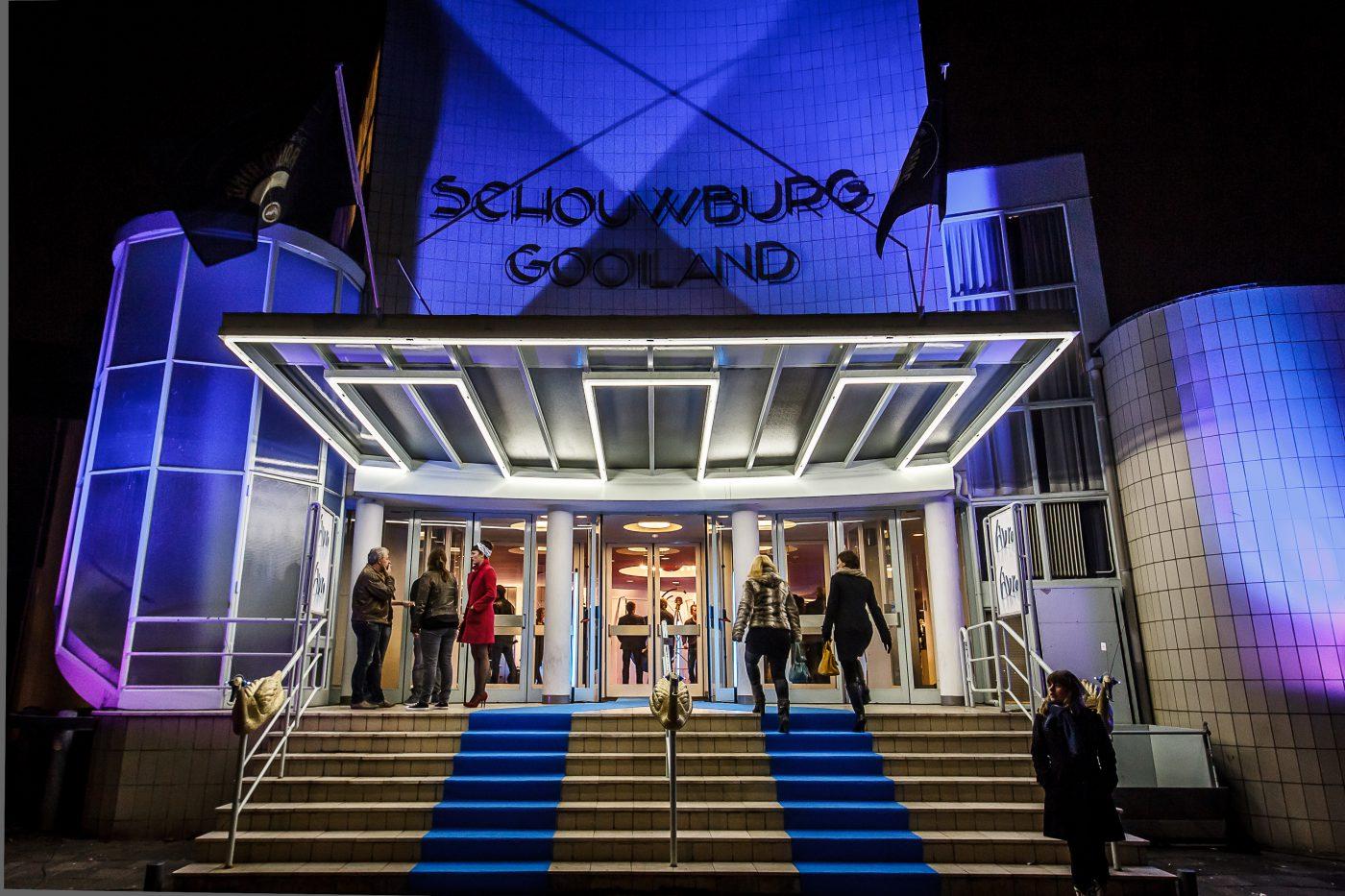 Entree Gooiland Theater evenementenlocatie Hilversum