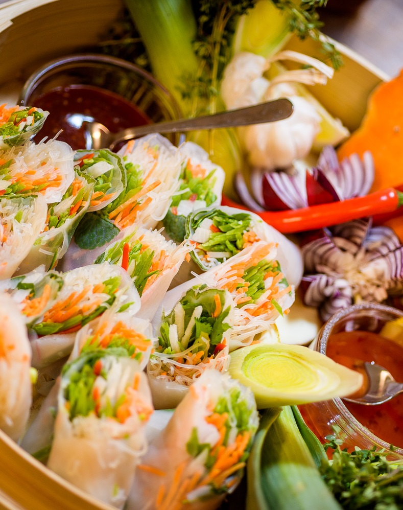 Catering wraps Gooiland evenementenlocatie