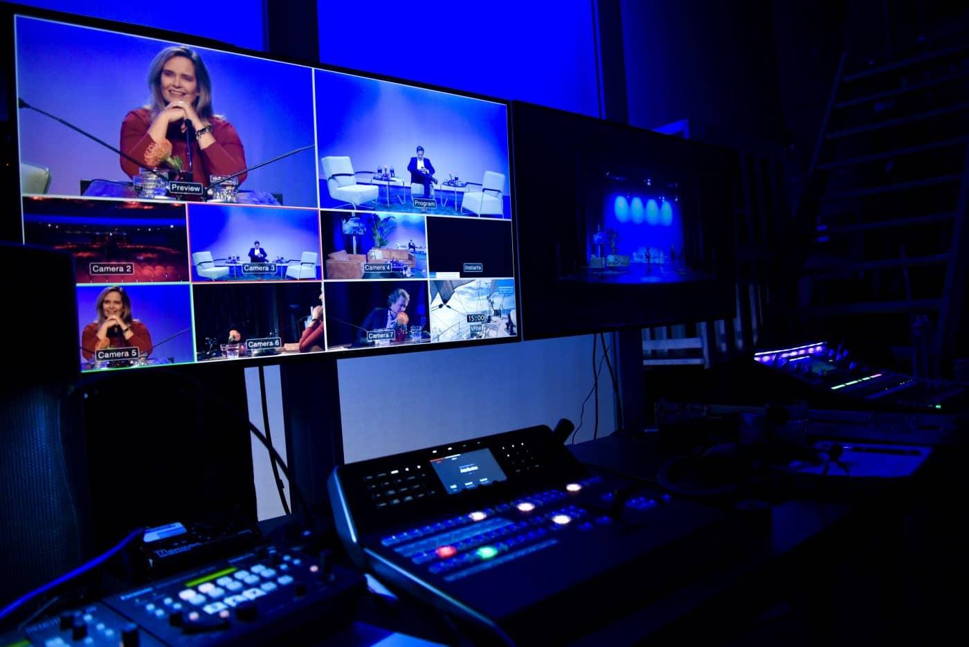 Studio Hilversum Theater achter de schermen
