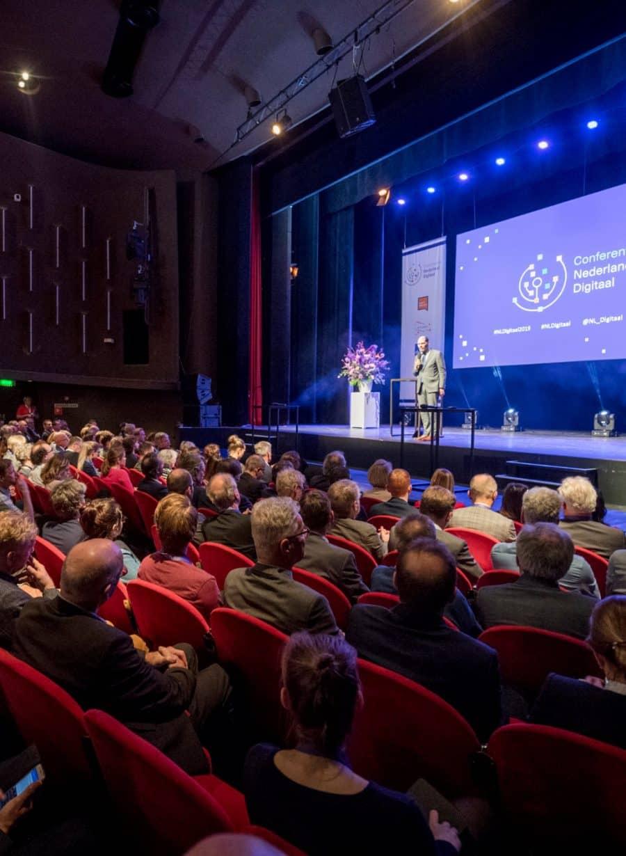 Congres locatie Theater Gooiland