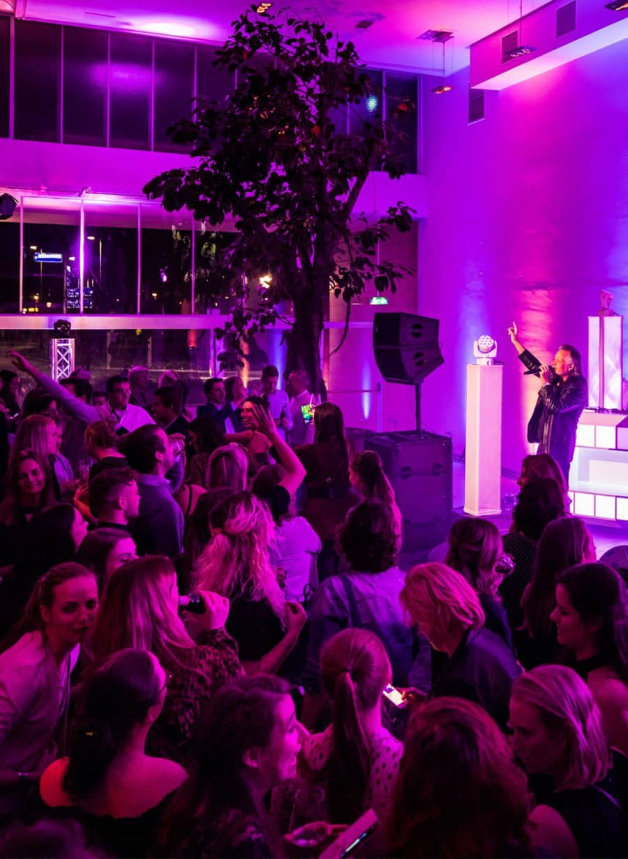 Optreden Green Lounge Events