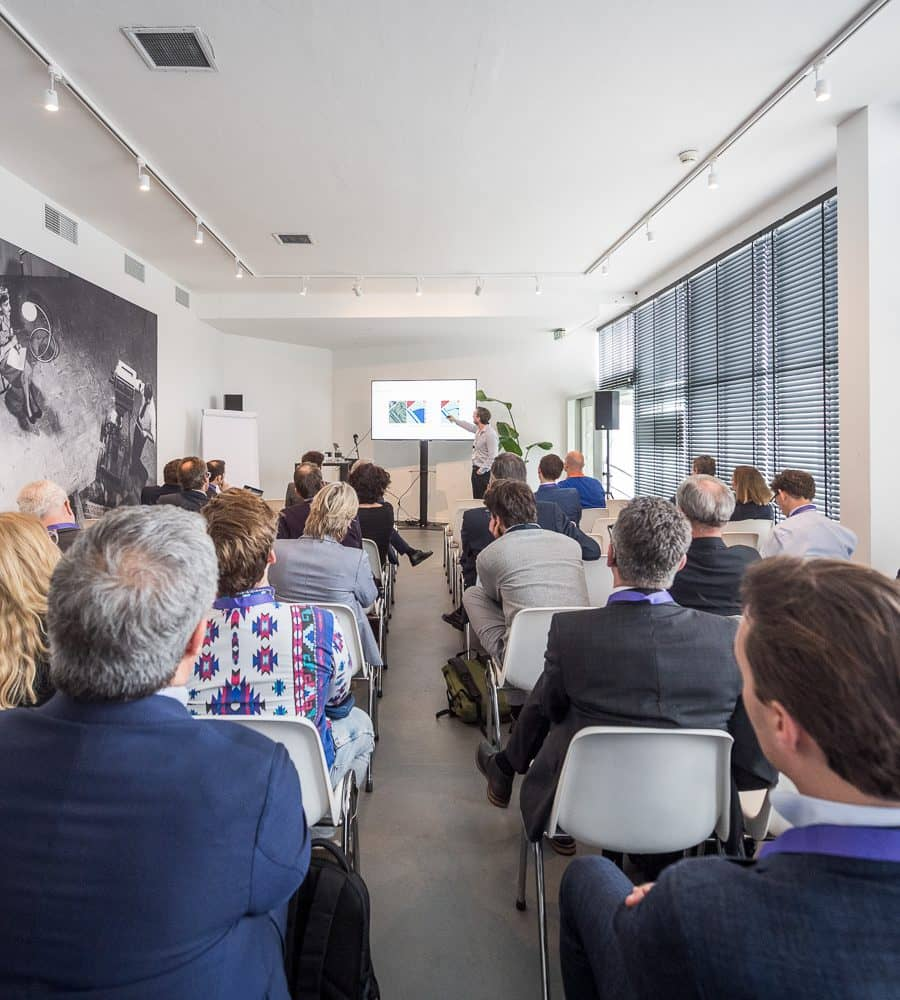 Subsessie Jeanne Roos tijdens Nederland Digitaal Gooiland