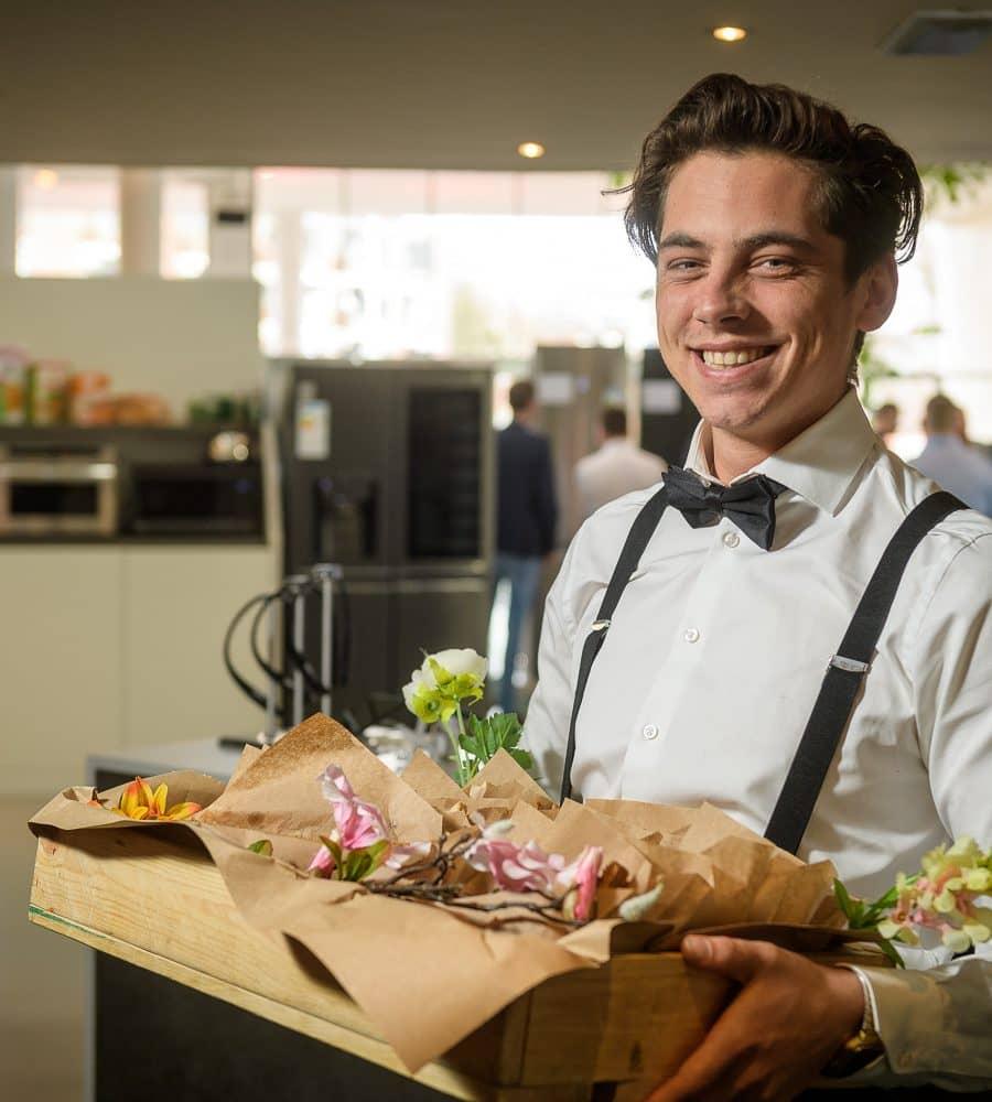 Catering serveren Events