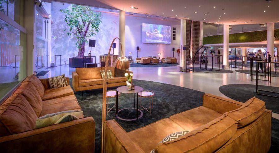 Green Lounge banken