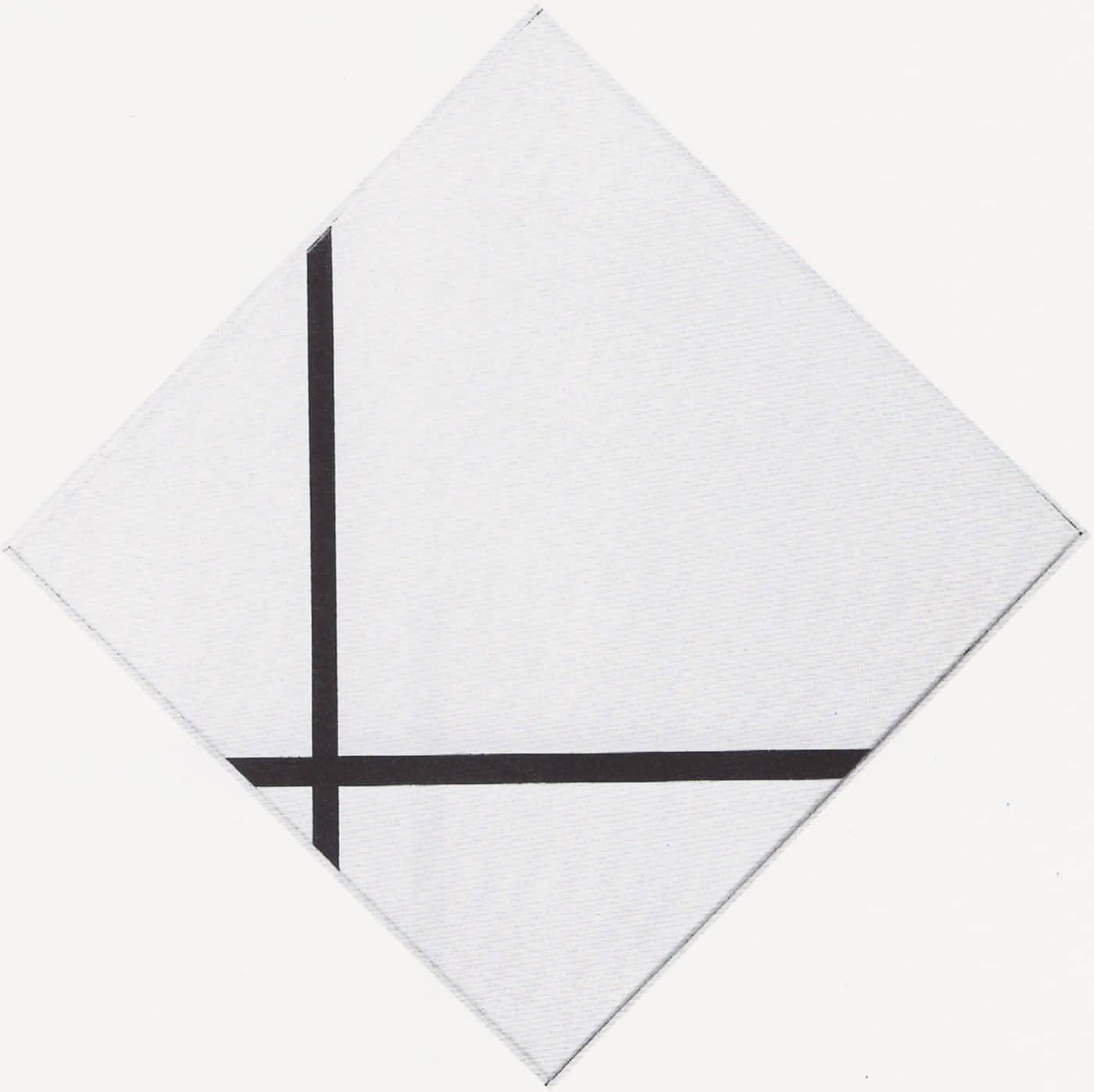 Piet Mondriaan Compositie van twee lijnen Gooiland Evenementenlocatie Hilversum