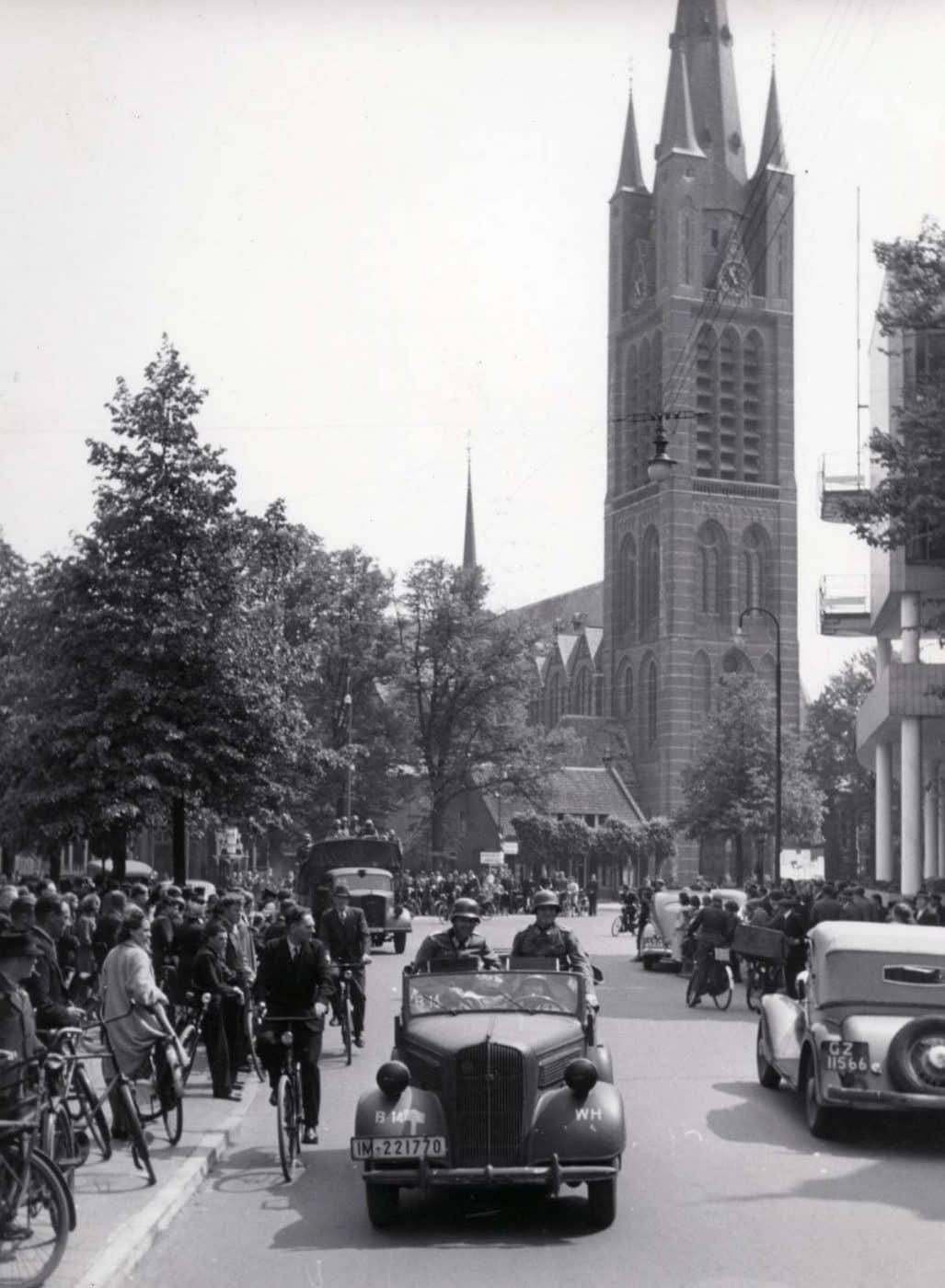 Tweede wereld oorlog kerk Gooiland Evenementenlocatie Hilversum