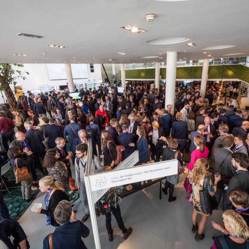 Evenement organiseren congres in Green Lounge van Gooiland